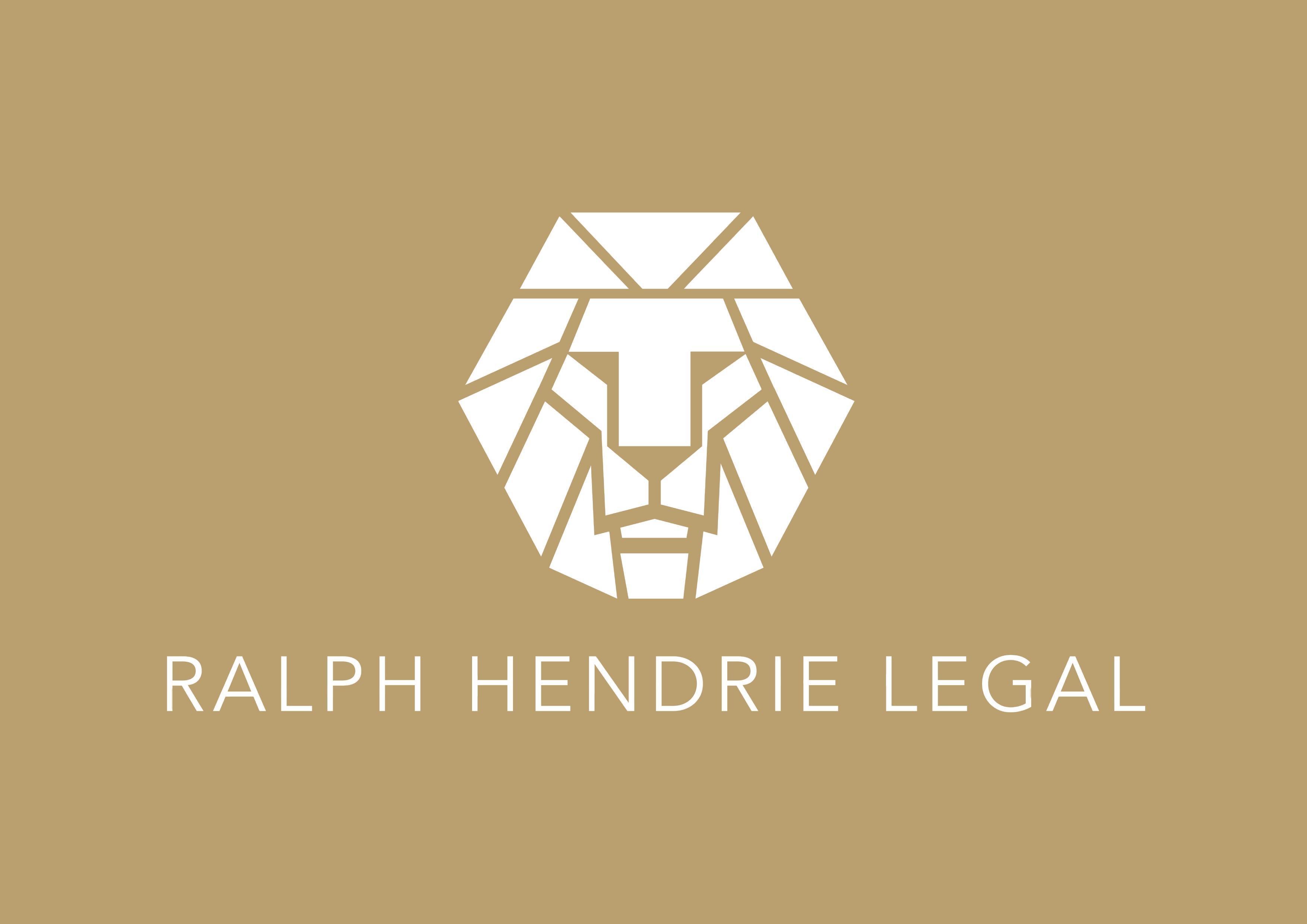 Ralph Hendrie Legal