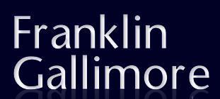 Franklin Gallimore