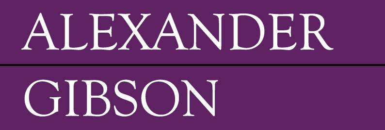 Alexander Gibson Estate Agents