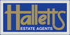 Halletts Estate Agents