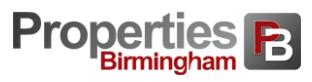 Properties Birmingham