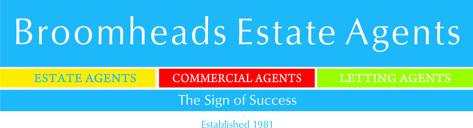 Broomheads Estate Agents