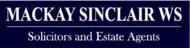 Mackay Sinclair WS