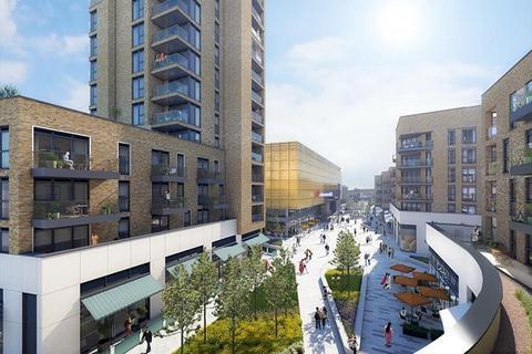 Barratt London - High Street Quarter - Nestles Avenue, Hayes, HAYES