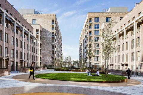 Barratt London - Upton Gardens - Plot A202, 1 Bedroom Flat at Ilford Works, Roden Street Ilford IG1