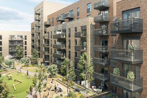 Barratt London - New Market Place
