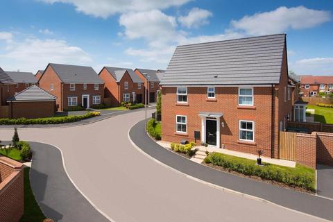 David Wilson Homes - Charlotte Place - Plot The Aspen  071, The Aspen  at Honeyvale Gardens, Cheshire CW9