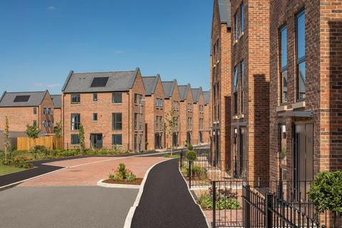 David Wilson Homes - Darwin Green - Northstowe, Cambridgeshire