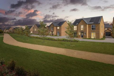 David Wilson Homes - Northstowe - Plot 148, The Harcourt A at The Boulevards, Northstowe, Cambridgeshire  CB24
