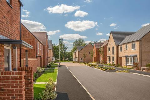 David Wilson Homes - Northstowe - Northstowe, Cambridgeshire