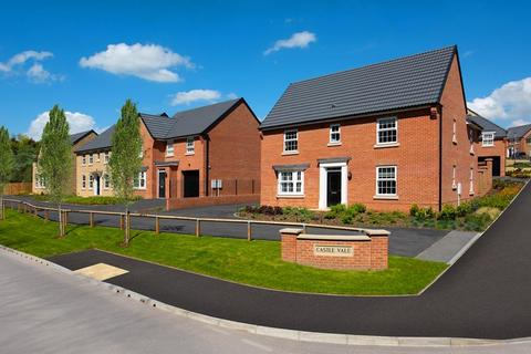 David Wilson Homes - Castle Vale, Pilley