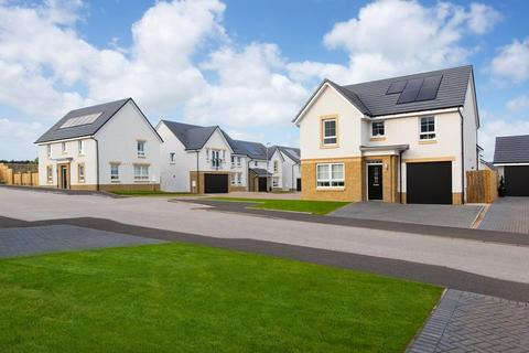 David Wilson Homes - Mallets Rise - Plot 90, Dexter at Riverside @ Cathcart, Kintore Road, Newlands, GLASGOW G43