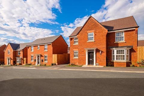 David Wilson Homes - Bentley Fields