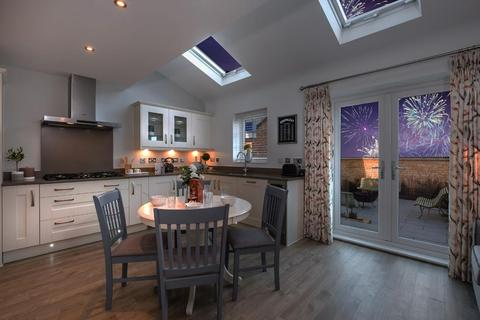 David Wilson Homes - Bentley Fields - Derby Road, Doveridge, ASHBOURNE