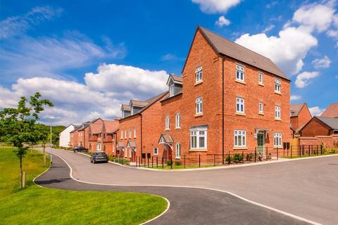 David Wilson Homes - The Village at Wedgwood Park - Wedgwood Drive, Barlaston, STOKE-ON-TRENT