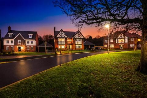 David Wilson Homes - The Oaks at Wedgwood Park - Eccleshall Road