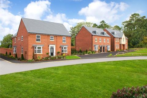 David Wilson Homes - Burnmill Grange
