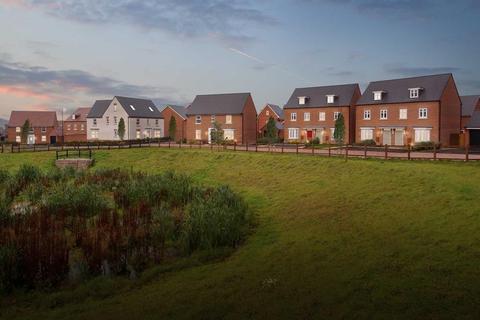 David Wilson Homes - Mickleover - Rykneld Road, Littleover, DERBY