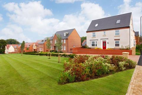 David Wilson Homes - Mickleover - Rykneld Road, Littleover, DERBY