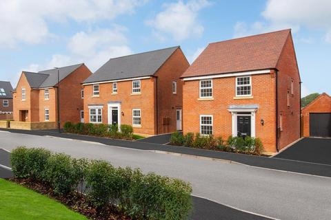 David Wilson Homes - Mickleover - Plot 998, Repton at Highfields Phase 2B, Rykneld Road, Littleover DE23