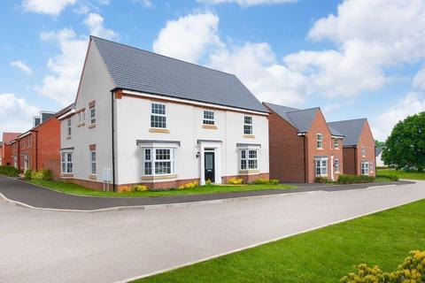 David Wilson Homes - Mickleover - Plot 181, ROCHESTER at Highfields, Rykneld Road, Littleover, DERBY DE23