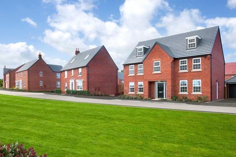 David Wilson Homes - David Wilson Homes at Kibworth