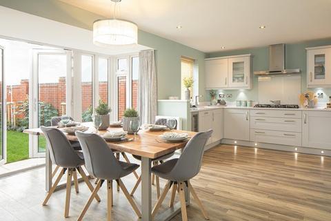 David Wilson Homes - Quarter Jack Park - Magna Road, Canford