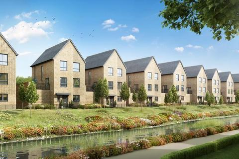 David Wilson Homes - Canalside at Wichelstowe - Plot 20, The Clayton at Saxon Grove, Restrop Road SN5