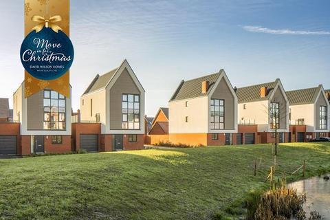 David Wilson Homes - Larks Rise at Tadpole Garden Village - Mill Lane, Swindon, SWINDON