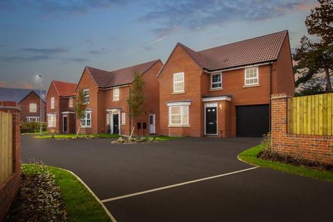 David Wilson Homes - Harland Park, Cottingham - Plot 38, Falkirk at Poppy Fields, Cottingham, Harland Way, Cottingham, COTTINGHAM HU16