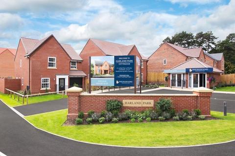 David Wilson Homes - Harland Park, Cottingham - Harland Way, Cottingham, COTTINGHAM