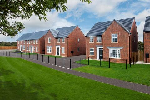 David Wilson Homes - The Pastures - Kingsley Rd, Harrogate, HARROGATE