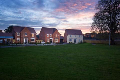 David Wilson Homes - Tranby Fields, Hessle - Harland Way, Cottingham, COTTINGHAM