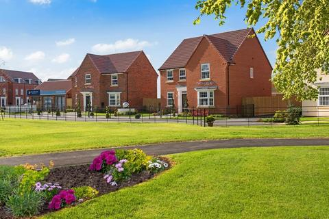 David Wilson Homes - Tranby Fields, Hessle - Harland Way, Cottingham, COTTINGHAM