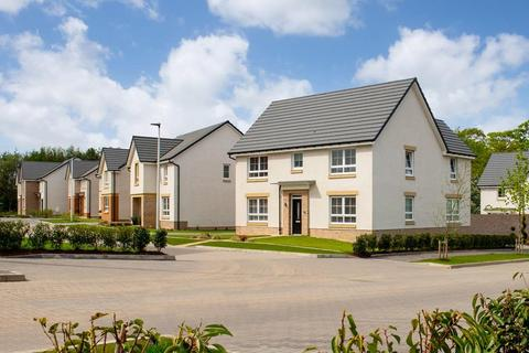 David Wilson Homes - Heritage Grange - Plot 111, The Carron at Broomview, Edinburgh, Broomhouse Road, Edinburgh EH11
