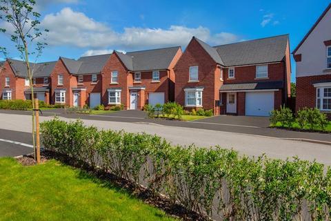 David Wilson Homes - Highfields - Rykneld Road, Littleover, DERBY