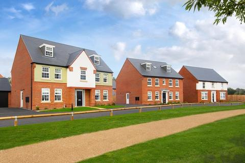 David Wilson Homes - Highfields - Plot 998, Repton at Highfields Phase 2B, Rykneld Road, Littleover DE23