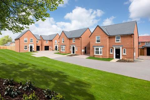 David Wilson Homes - The Grove - Plot 50-o, The Hanbury at Norton Gardens, Junction Road, Norton TS20