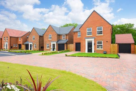 David Wilson Homes - The Grove - Plot Eighteen, Swinley at Coniscliffe Rise, Coniscliffe Road, West Park TS26