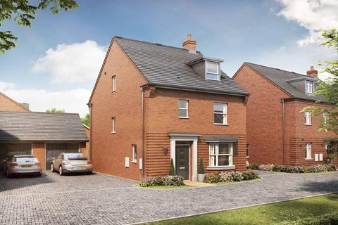David Wilson Homes - Kingsbrook - Plot 44, The Exchange at The Exchange, Exchange Street, Aylesbury HP20