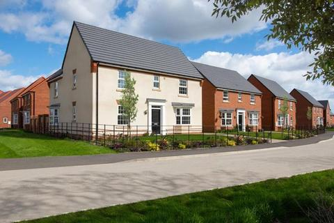 David Wilson Homes - The Drive at Mount Oswald - Illingworth Grove, Whinney Hill