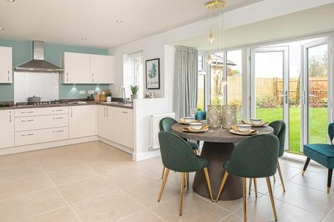 David Wilson Homes - St Rumbold's Fields - Tingewick Road, Buckingham, BUCKINGHAM