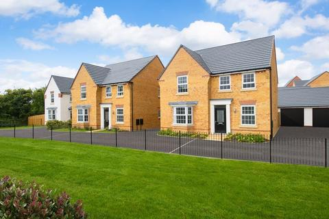 David Wilson Homes - Scholars Park - Rhodfa Cambo, Barry