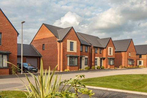 David Wilson Homes - Minerva - Plot 150, The Derwent at Cranbrook, Galileo, Birch Way, Cranbrook EX5