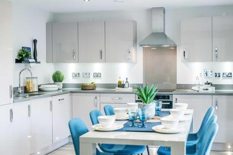 Barratt Homes - Thornton View - Mavor Avenue, East Kilbride, GLASGOW