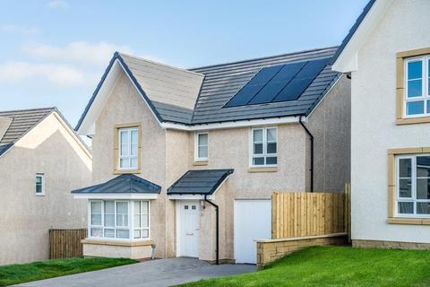 Barratt Homes - Wallace Fields - Phase 2 - Auchinleck Road, Robroyston, GLASGOW