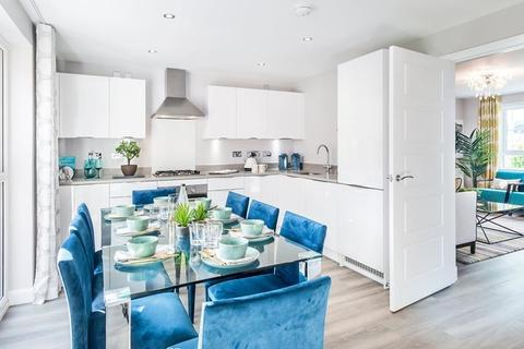 Barratt Homes - Merlin Gardens - Kintore Road, Newlands, GLASGOW
