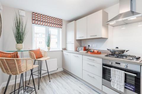 Barratt Homes - Riverside @ Cathcart - Mavor Avenue, East Kilbride, GLASGOW