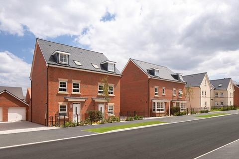 Barratt Homes - Bruneval Gardens - Plot 117 at Edenbrook Village, Hitches Lane GU51