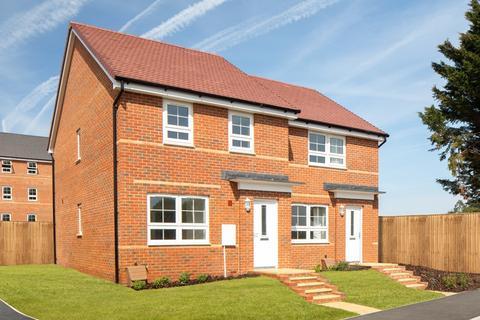 Barratt Homes - Lakeside Walk - Poole BH15